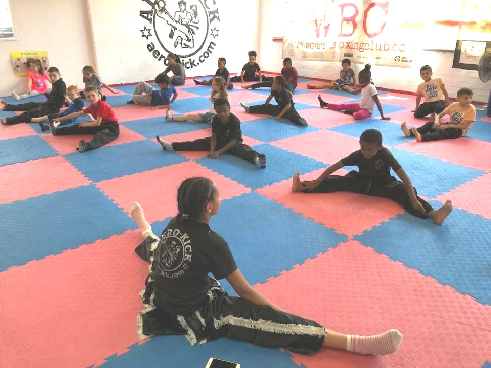 Aero Kick Gym Classes Birmingham Fitness Class